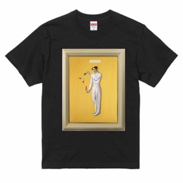 画像1: オリジナルTシャツ「優雅な条件 1983」【受注】 (1)