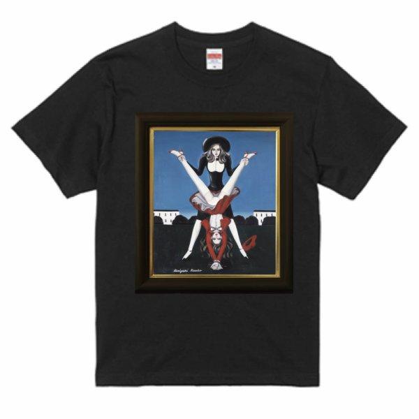 画像1: オリジナルTシャツ「花咲く乙女たち7 1968」【受注】 (1)