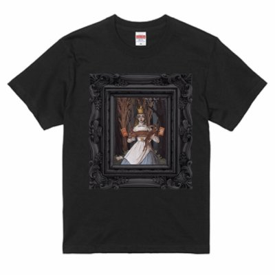画像1: オリジナルTシャツ「森の中へ」【受注】