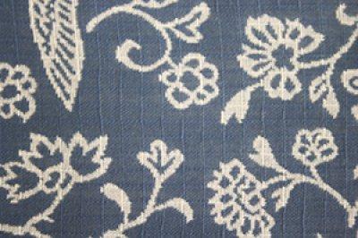 画像1: 二重織ジャガード オフホワイト